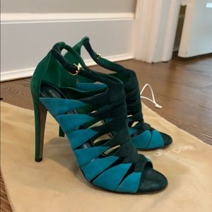 Sergio Rossi Sandals, Never worn, size 38.